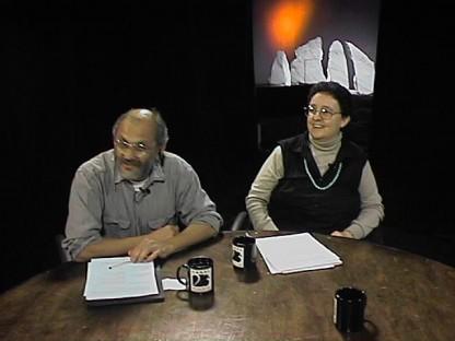 Mónica y Víctor
